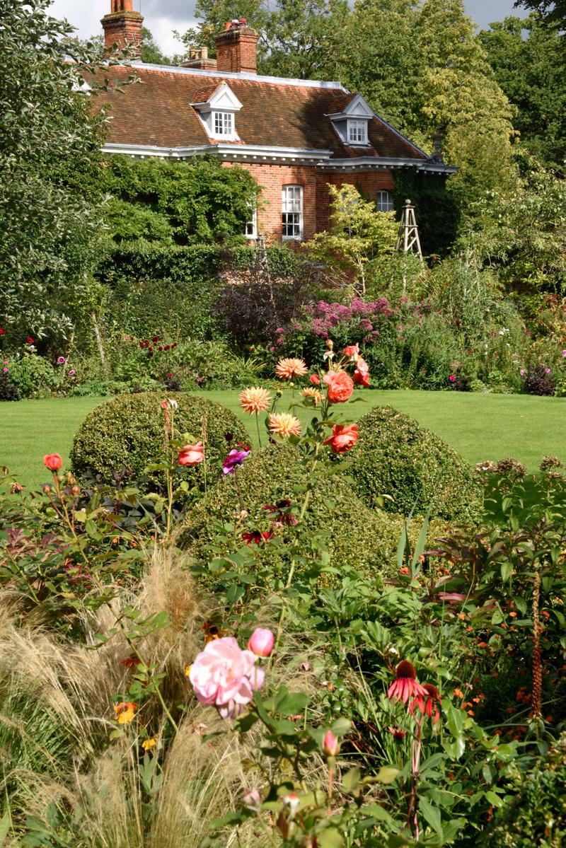visit to the vyne and west green house  u00ab cumnor gardening club