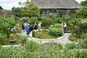 2016-06-16 Great Dixter Sunk Garden Club
